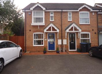 Thumbnail 2 bed semi-detached house to rent in Doulton Close, Church Langley, Harlow