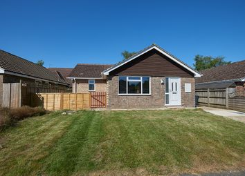 Thumbnail 3 bedroom bungalow for sale in Willis Close, Great Bedwyn, Marlborough