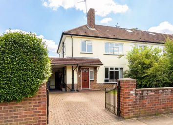 Thumbnail 3 bed semi-detached house for sale in Keswick Avenue, London