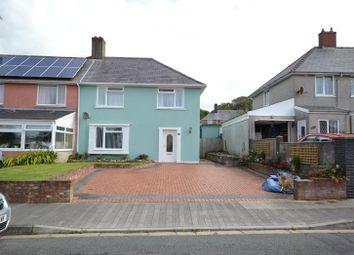Thumbnail 3 bed semi-detached house for sale in Green Meadow Avenue, Pembroke