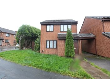 Thumbnail 3 bed detached house for sale in Houghton Street, Hanley, Stoke-On-Trent