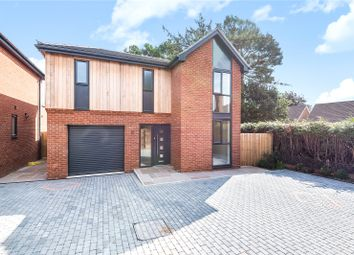 Evingar Road, Whitchurch, Winchester, Hampshire RG29. 3 bed detached house