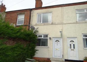 Thumbnail 2 bed terraced house to rent in Holmgate Road, Clay Cross, Chesterfield