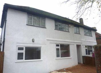 Thumbnail 1 bed flat to rent in Leggatts Way, Watford