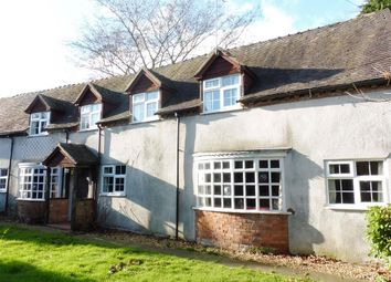 Thumbnail 2 bed property to rent in Newport Road, Haughton, Stafford
