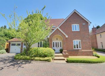 Thumbnail 5 bed detached house to rent in Hillthorpe Close, Purley