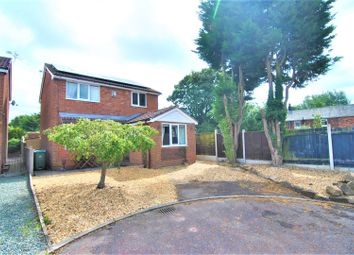 Thumbnail 4 bed detached house for sale in Village Croft, Chorley