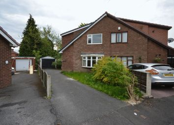 Thumbnail 3 bed semi-detached house for sale in Chestnut Grove, Failsworth, Manchester