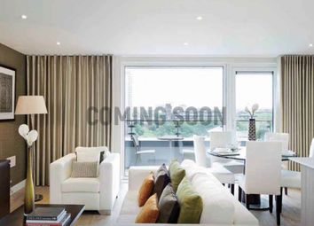 Thumbnail 1 bed flat to rent in Endeavour House, Ashton Reach, London
