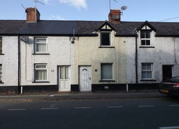 Thumbnail 2 bed property to rent in Park Road, Ruthin