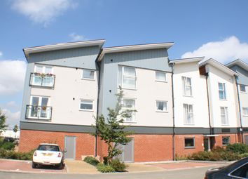 Thumbnail 2 bed flat for sale in 10 Defiant Close, Hawkinge, Folkestone Kent