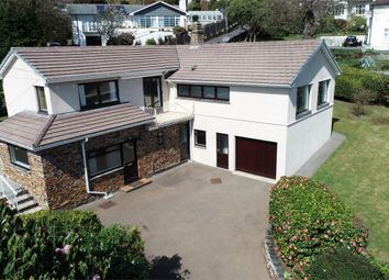 Thumbnail 4 bed detached bungalow for sale in Trevarrick Road, St Austell, Cornwall