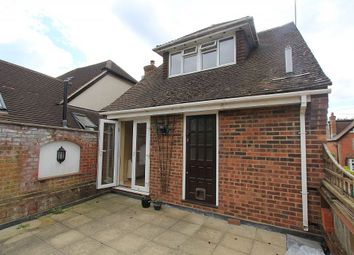 Thumbnail 2 bed maisonette to rent in 39A New Road, Milford, Godalming, Surrey