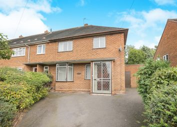 Thumbnail 3 bedroom end terrace house for sale in Derby Avenue, Claregate, Wolverhampton