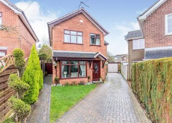 4 bed detached house for sale in Moss Rise, Clayton, Newcastle Under Lyme, Staffs ST5