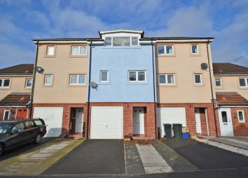 Thumbnail 3 bed terraced house for sale in Stunning Riverside Town House, Argosy Way, Newport