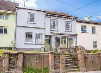 Thumbnail 4 bed terraced house for sale in Bow, Crediton