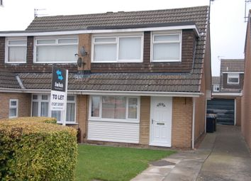 Thumbnail 3 bed semi-detached house to rent in Blankney Close, Guisborough