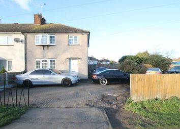 Thumbnail 3 bed semi-detached house to rent in Brennan Road, Tilbury, Essex