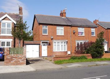Thumbnail 2 bed semi-detached house for sale in Red House Gardens, Netherton Lane, Bedlington