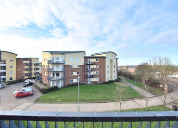 Thumbnail 3 bed flat for sale in Longhorn Avenue, Gloucester