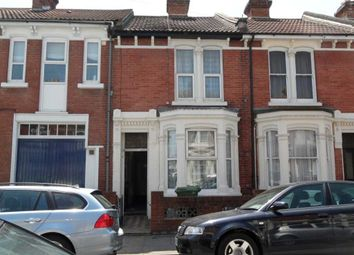 Thumbnail 5 bed terraced house to rent in Manners Road, Southsea