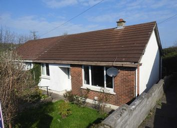 Thumbnail 2 bed semi-detached bungalow for sale in Bryn Glas, Aberporth, Ceredigion