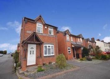 Thumbnail 3 bed detached house to rent in Chapel Street, Woodville, Swadlincote