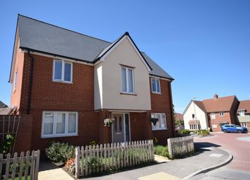 Thumbnail 3 bed semi-detached house for sale in Longacre, Basingstoke