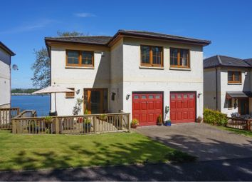 Thumbnail 5 bed detached house for sale in Dennistoun Road, Langbank