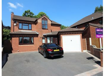 Thumbnail 4 bed detached house for sale in Comber Way, Knutsford