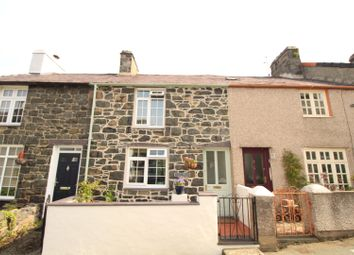 Thumbnail 2 bed terraced house for sale in Mill Road, Llanfairfechan
