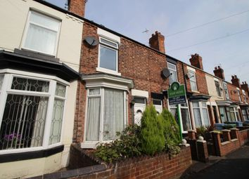 Thumbnail 2 bed terraced house to rent in Thomas Street, Retford