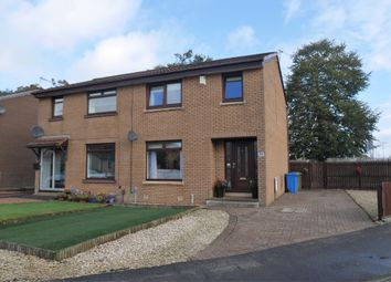 Thumbnail 3 bed semi-detached house for sale in Aursbridge Drive, Barrhead