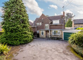 Thumbnail 5 bed detached house for sale in Harrogate Road, Alwoodley, Leeds
