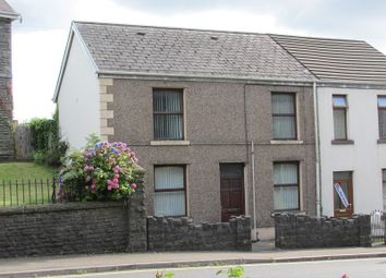 Thumbnail 2 bedroom flat to rent in 5 High Street, Clydach, Swansea.