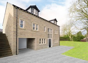 Thumbnail 4 bed detached house for sale in Laurel Park, Wilsden, West Yorkshire