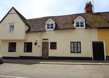 Thumbnail 3 bed cottage for sale in The Street, Bramford, Ipswich, Suffolk