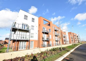 Thumbnail 1 bed flat for sale in Lett Lane, Ebbsfleet Valley, Swanscombe