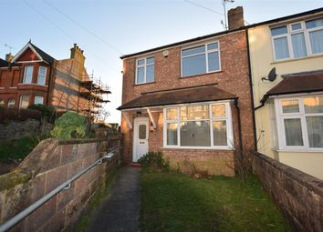 Thumbnail 3 bedroom end terrace house to rent in Saxon Road, Hastings