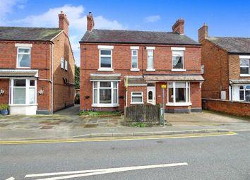 Thumbnail 3 bed property for sale in Wistaston Road, Willaston, Nantwich