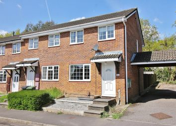 Thumbnail 2 bed end terrace house for sale in Stirling Crescent, Hedge End, Southampton