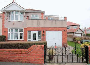 Thumbnail 4 bed detached house for sale in Clifton Avenue, Rhyl