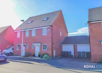 Thumbnail 3 bed semi-detached house for sale in Old College Avenue, Oldbury, West Midlands