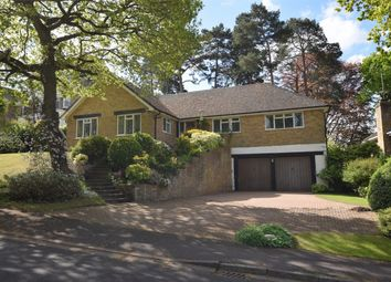 Thumbnail 4 bed detached bungalow for sale in Chatsworth Heights, Camberley, Surrey