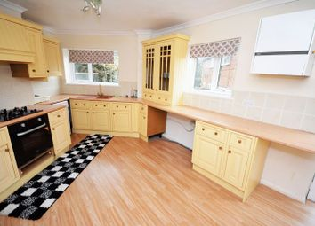 Thumbnail 3 bedroom end terrace house to rent in Clevedon Road, Llanrumney, Cardiff