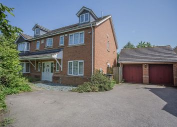 Thumbnail 7 bed detached house for sale in Loch Fyne Close, Orton Northgate, Peterborough, Cambridgeshire.