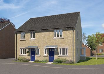 Thumbnail 2 bed semi-detached house for sale in Milton Hill, Milton, Abingdon