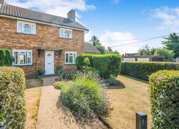 Thumbnail 3 bed semi-detached house for sale in Ketts Hill, Necton, Swaffham