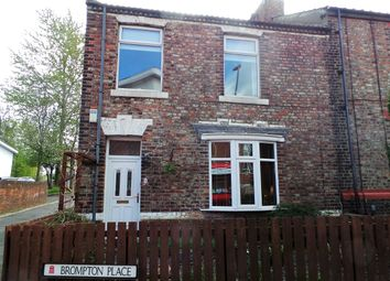 Thumbnail 3 bed terraced house for sale in Brompton Place, Dunston, Gateshead